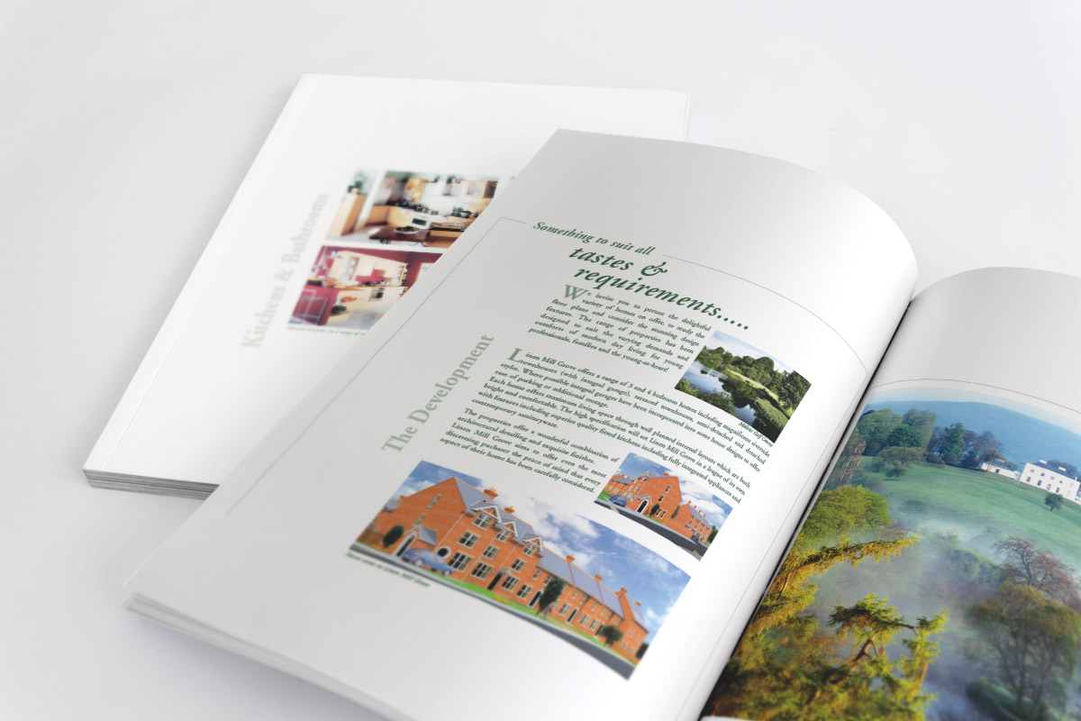 New Development Brochures